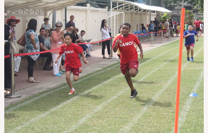 BIS HCMC Sports Days at An Phu Primary 5
