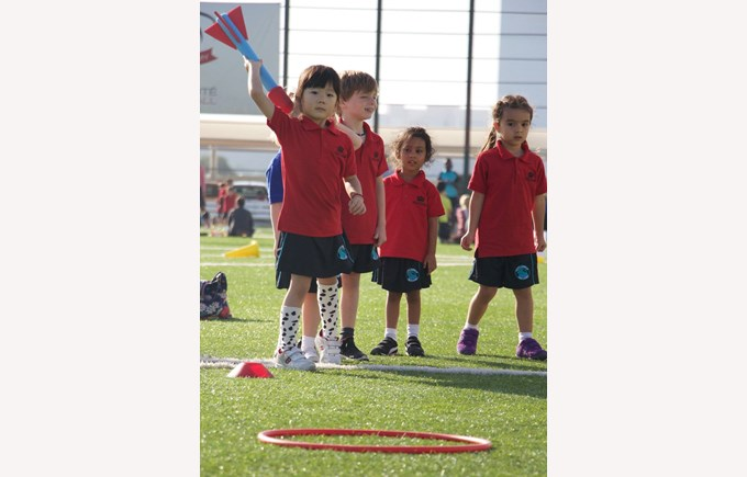 Reception Sports Day 08