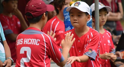 International school sports | BIS Ho Chi Minh City