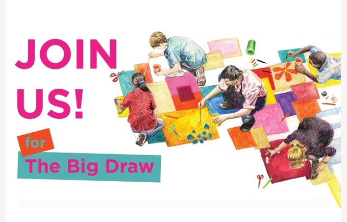 The Big Draw 2015 thumbnail