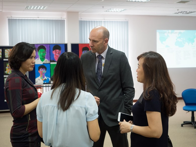 BIS Hanoi Secondary Parent Meeting