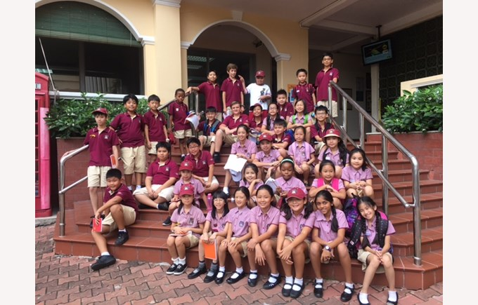 Student Council Cross Campus Meeting (2)