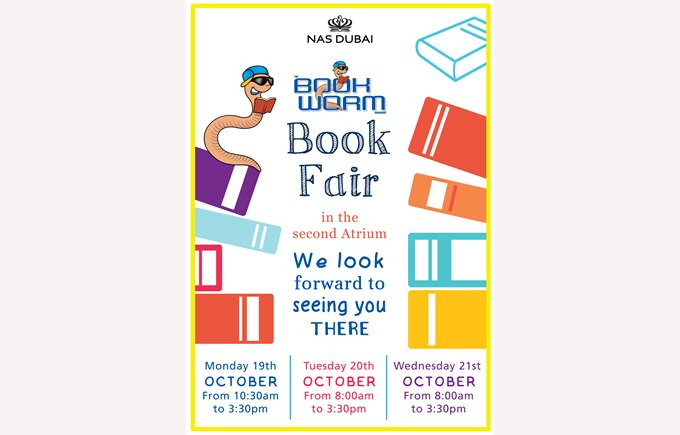 Bookworm Book Fair