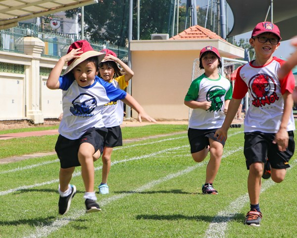 BISHCMC Primary Sports Day Year 2 2019-13