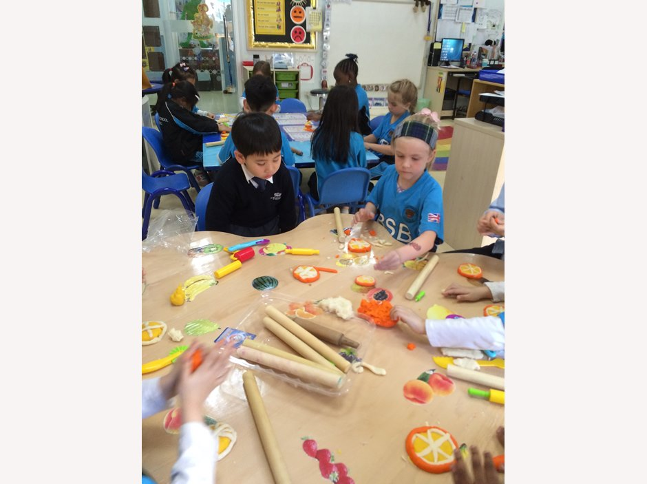 Play Dough Club