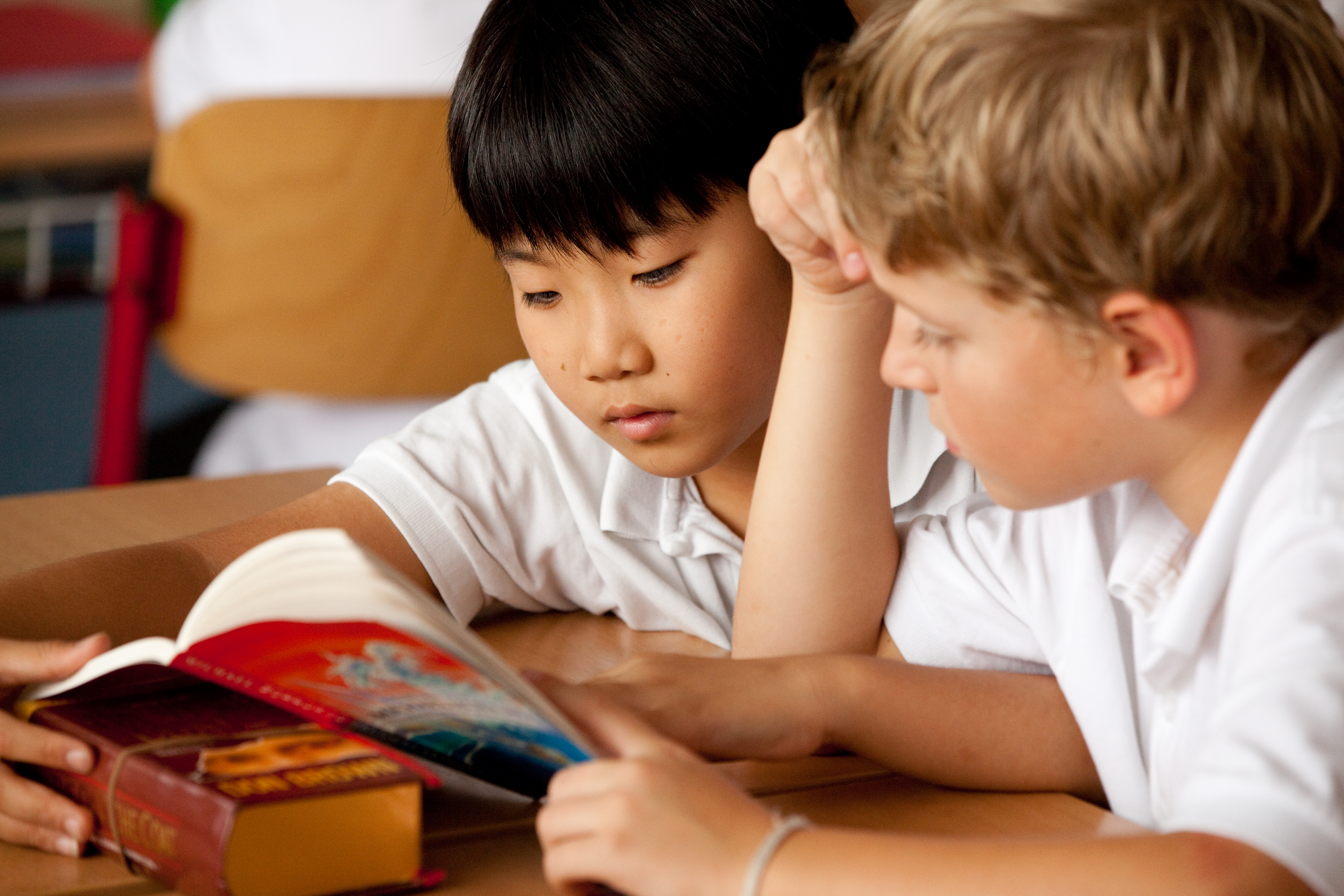 discovering another world in books nord anglia education from the british school of washington and together the support of the education team we put together the first global library last year