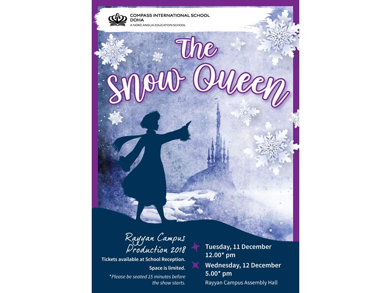 Rayyan Campus Production - The Snow Queen