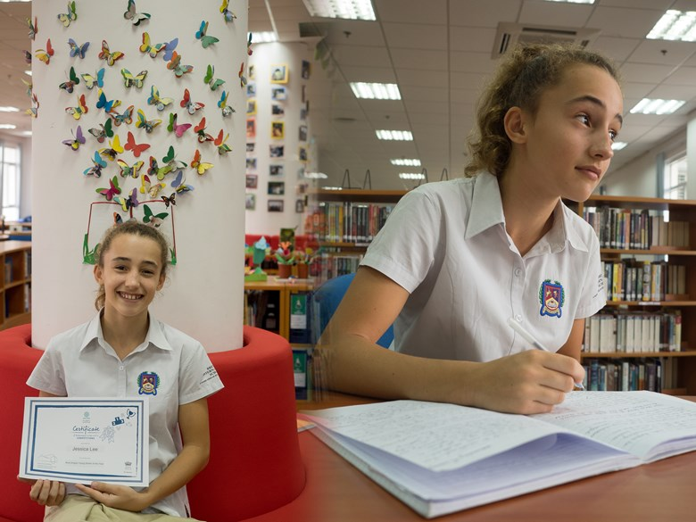 Nord Anglia Young Writer of the Year