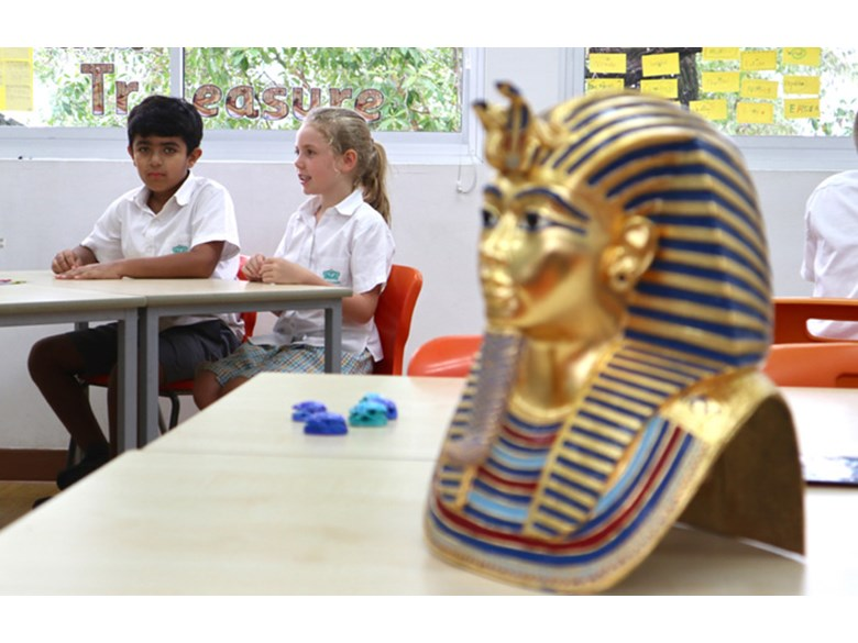 Year 3 Ancient Egyptian Topic: Temples, Tombs and Treasures