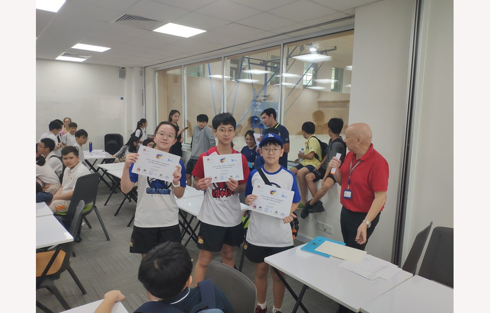 BIS HCMC Junior Saigon Mathematics Competition 4