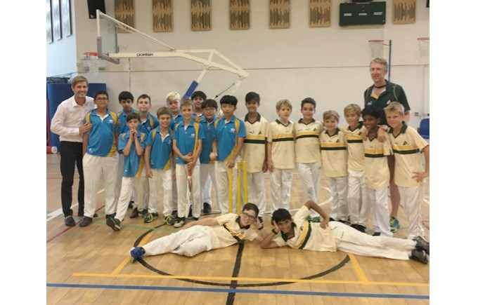 Under 11 Boys Indoor Cricket Teams