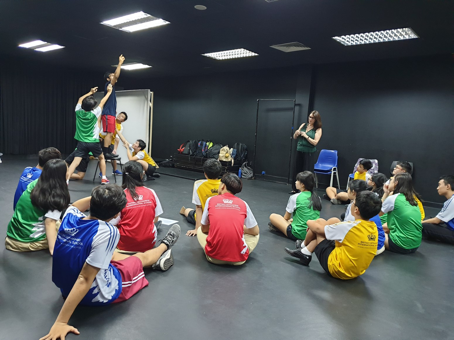 Drama Workshop BVIS HCMC