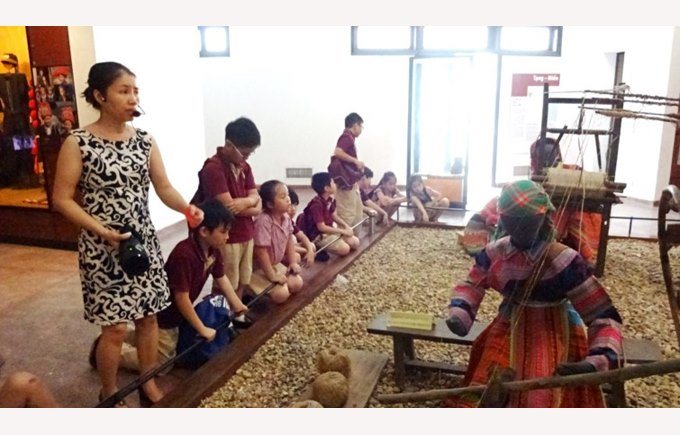 Year 4 museum of Ethnology (2)
