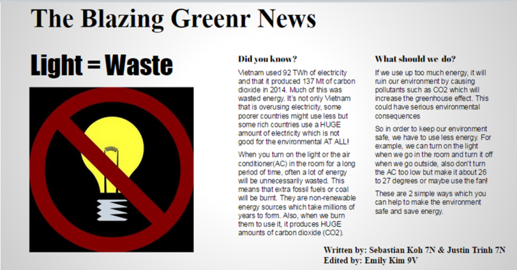 greenr news