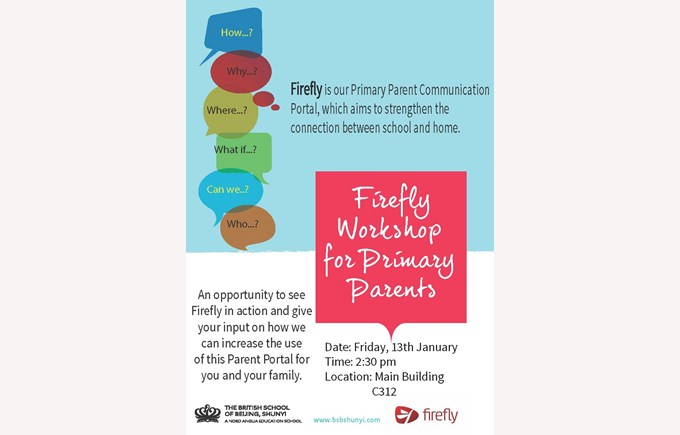 Firefly Workshop 13 Jan 17 Poster