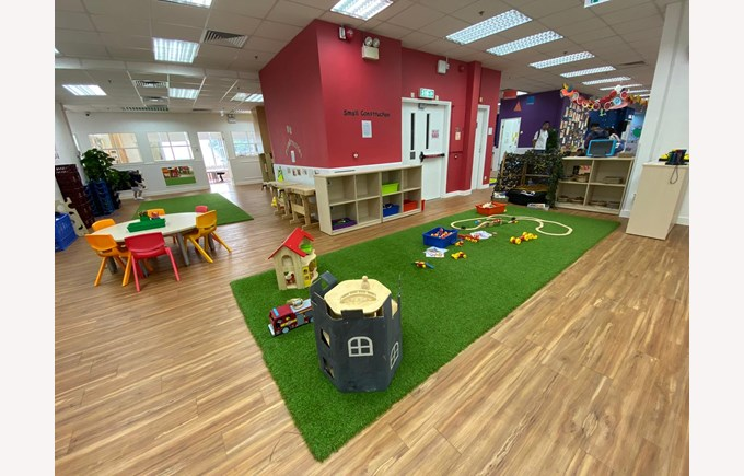 Tai Tam Lower Kindergarten Learning Area