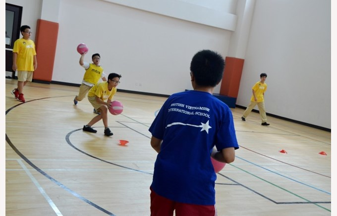 Dodgeball competition 20151113 (2)