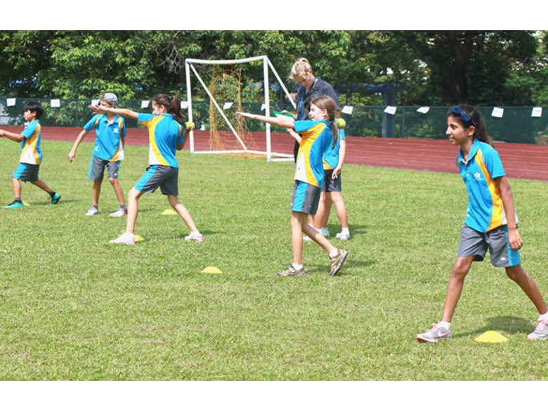 FOBISIA Under 11 T-Ball Trials