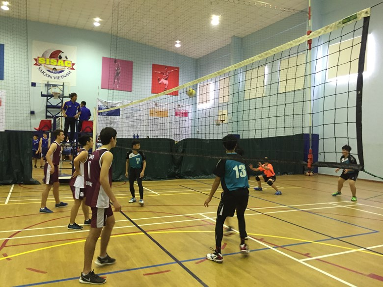 U19 Boys Volleyball City Championship BIS HCMC