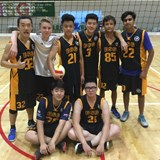 BSG Rhinos U19 Boys Volleyball Team 2016/17