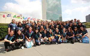 UNICEF Student Summit - Page Link
