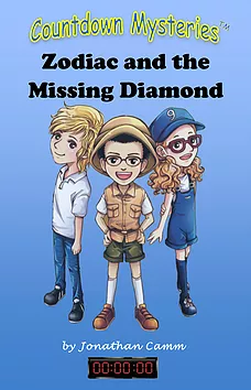 countdown mysteries zodiac and the missing diamond