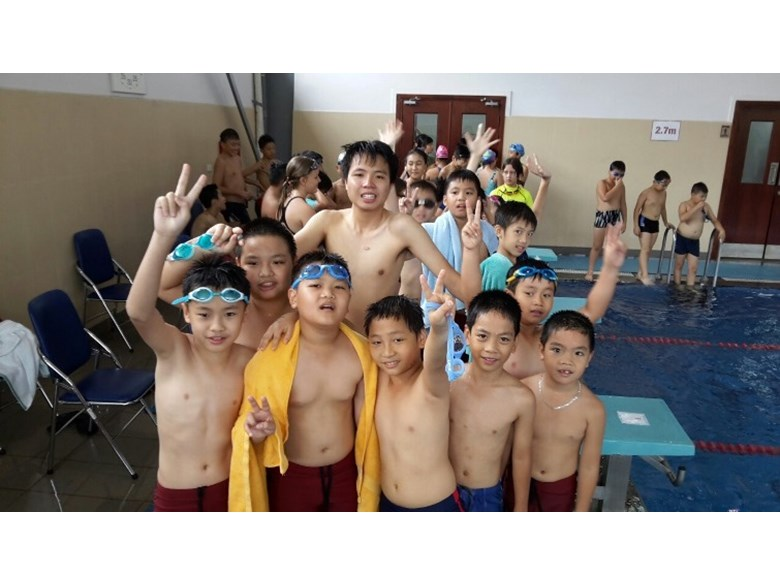 Swimming gala at BIS (3)