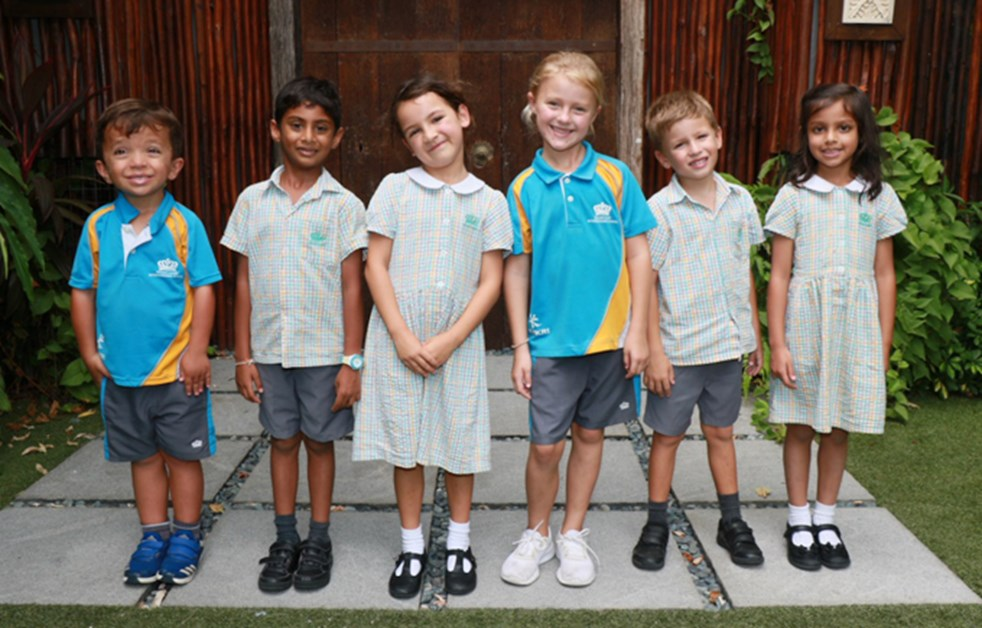 Primary student council KS1 Dover Court International School