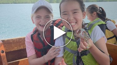 Year 5's Residential Trip to Telunas
