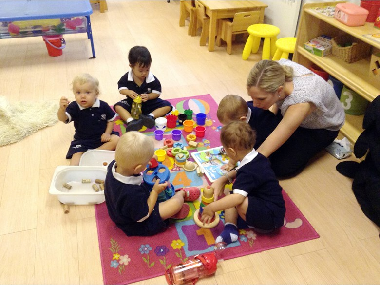 Nursery Children