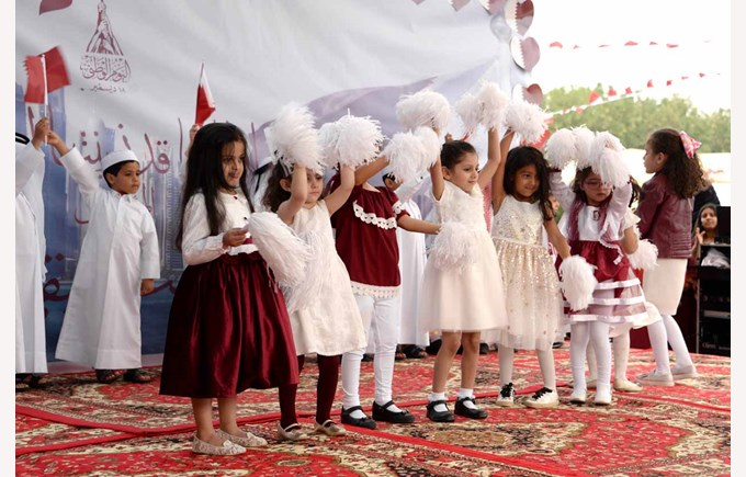 Qatar National Day at Compass School_5329