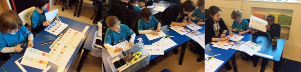 Macaws Maths Week