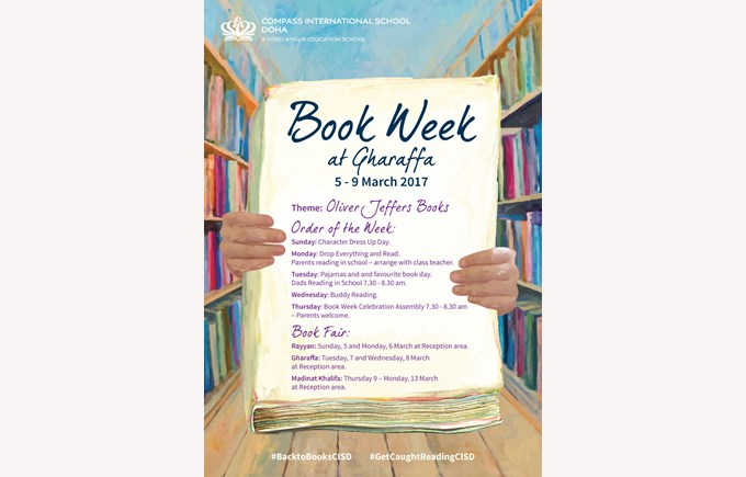 Book Week Gharaffa