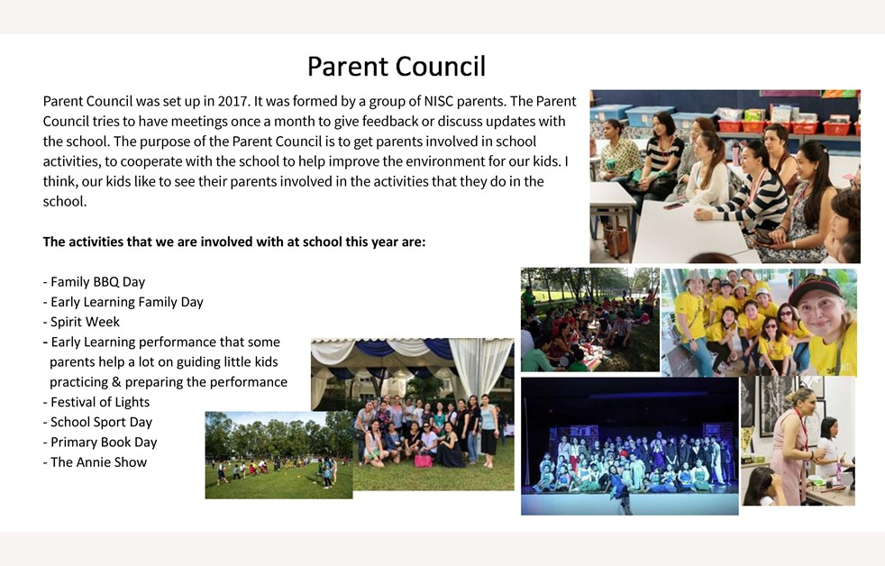 Northbridge International School Cambodia - Parent May 2019