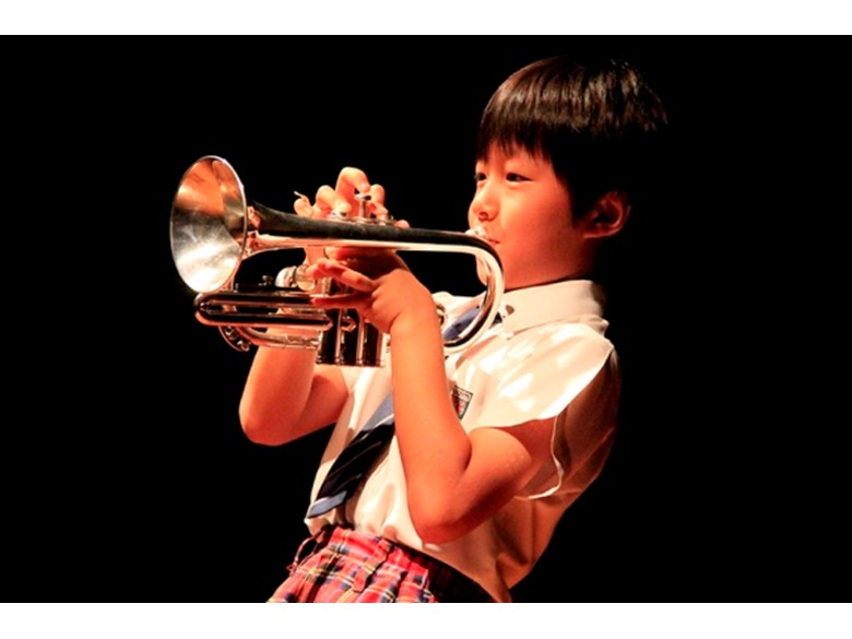 Music in Pattaya: Regents International School