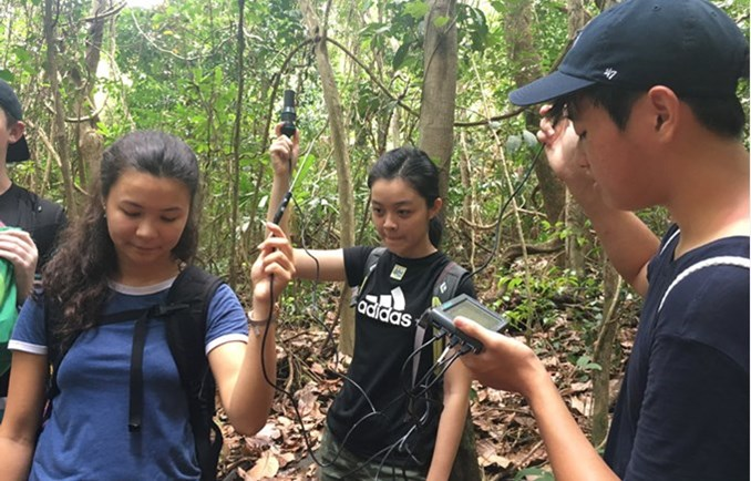 BIS - Con Dao Field Trip for Year 12 IBDP Students