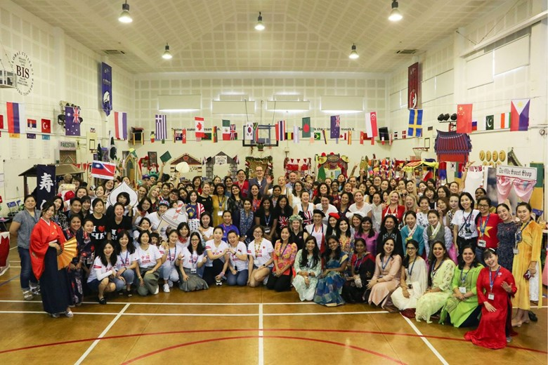 BISHCMC Junior International Week Wednesday-27