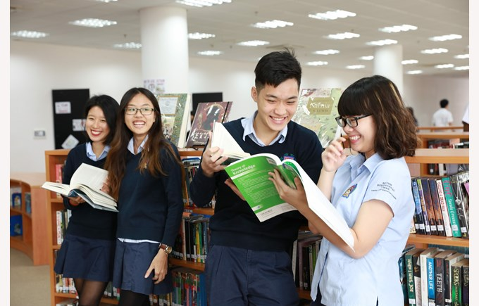 British International School Hanoi