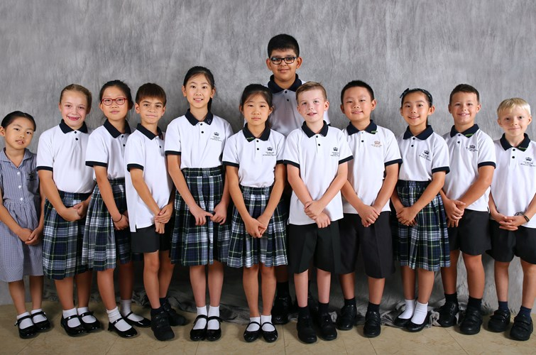 Primary Student Council 2018-2019