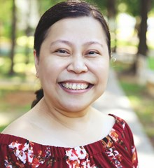 Staff Profile - Nenita Simbahan-Uk
