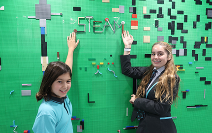 NAE students enjoy STEAM learning experiences | BVIS