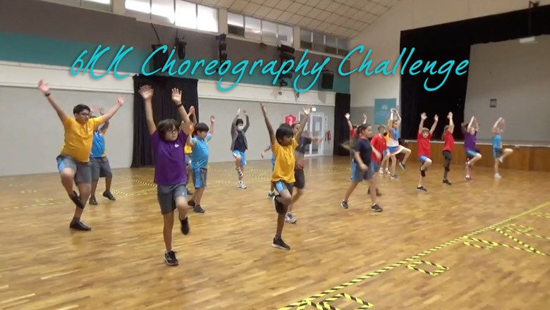 The Global Campus Choreography Challenge - DCIS 6KK