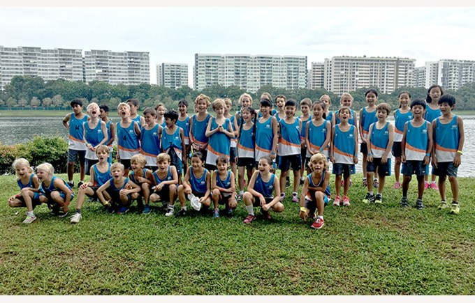 Multiple medals won in Junior ACSIS Cross Country Finals