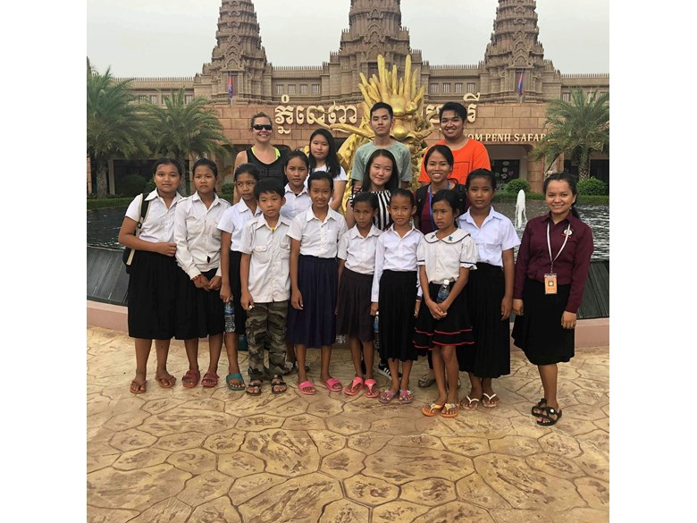 Northbridge International School Cambodia - CAS