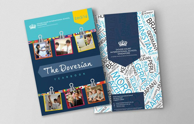 The Doverian Yearbook 2015-2016