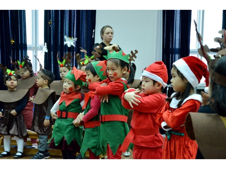 BVIS EYFS production (2)