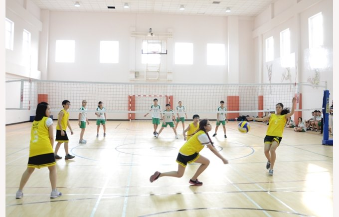 Volleyball games BVIS Hanoi (5)