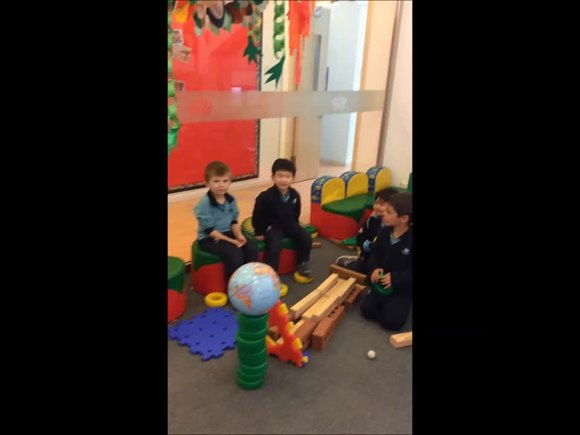 Reception GC Challenge - Rube Goldberg Machine