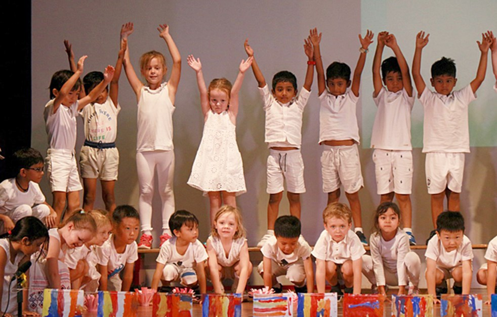 Reception Celebrates Vesak Day