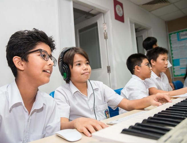 What our students say about their time at the British International School, HCMC